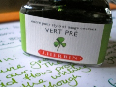 Prairie Green by J Herbin