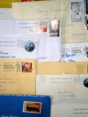 some of the letters received